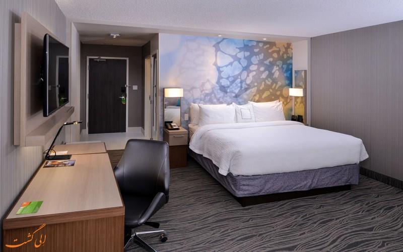 هتل کورتیارد مریوت ایرپورت