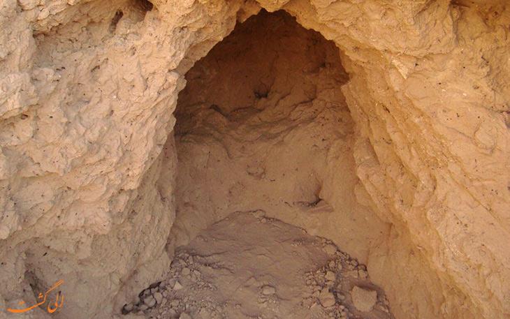 قلعه قهقه راور کرمان