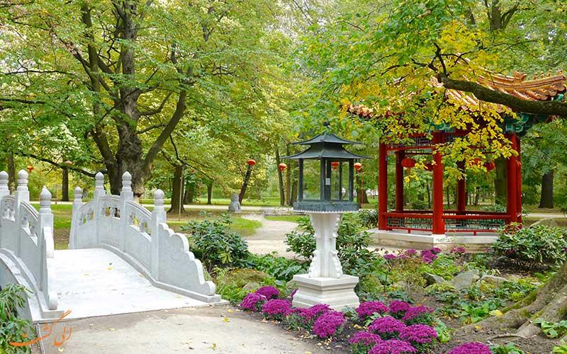 باغ چینی ها در پارک لازینکی
