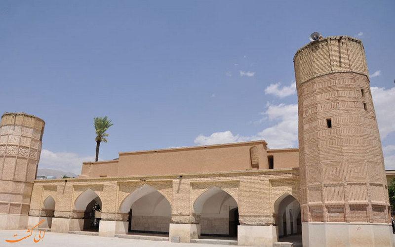 تنها مسجد چهار مناره ای دنیا