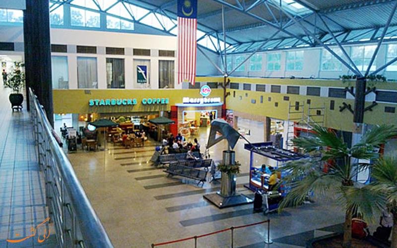 سالن فرودگاه لنکاوی