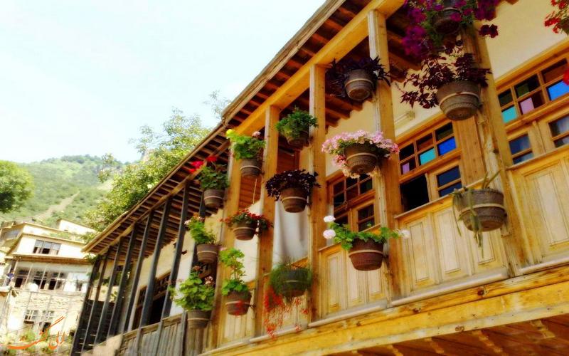 زیبایی های روستای ماسوله