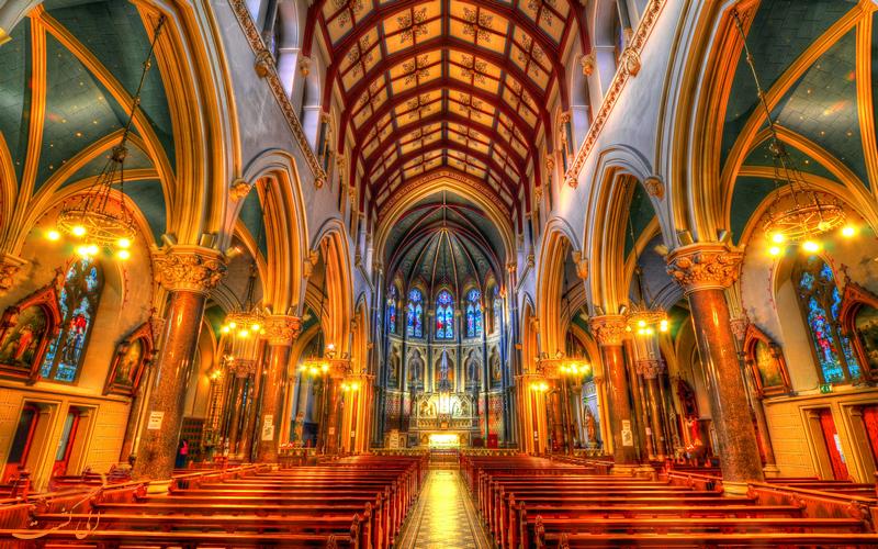 کلیسای پیتر مقدس در ایرلند