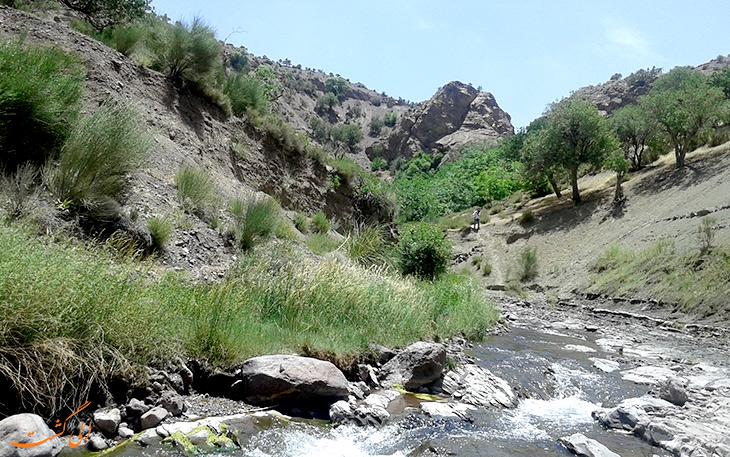 روستای سیرچ در کرمان