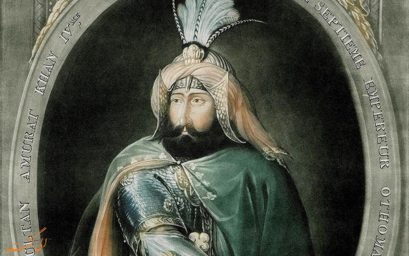 سلطان مراد چهارم عثمانی