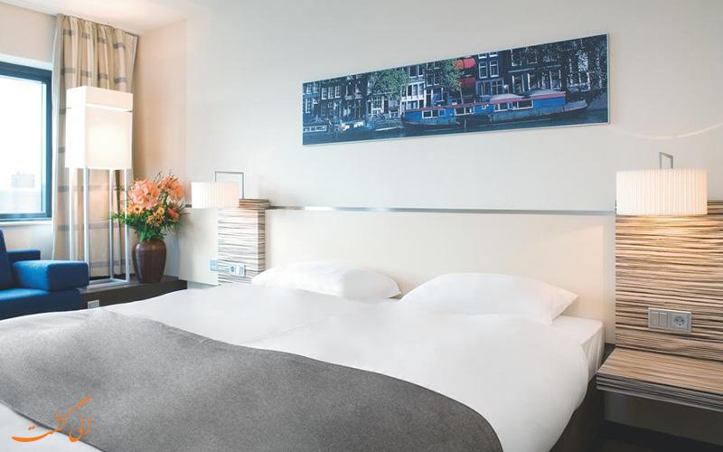 خدمات رفاهی مونپیک هتل آمستردام سیتی سنترآمستردام