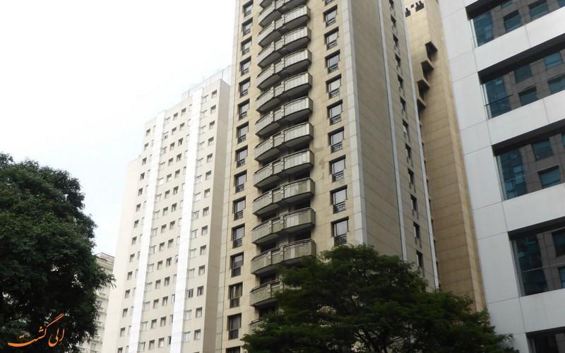 هتل اینترکانتیننتال سائوپائولو