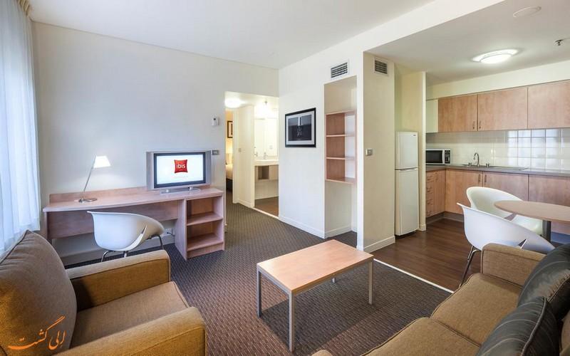 هتل 3 ستاره آیبیس