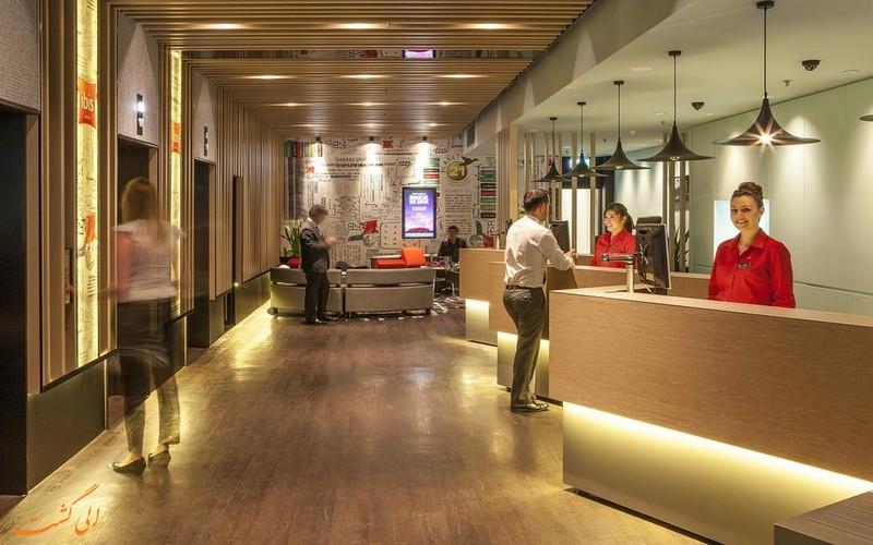 هتل 3 ستاره آیبیس در ملبورن