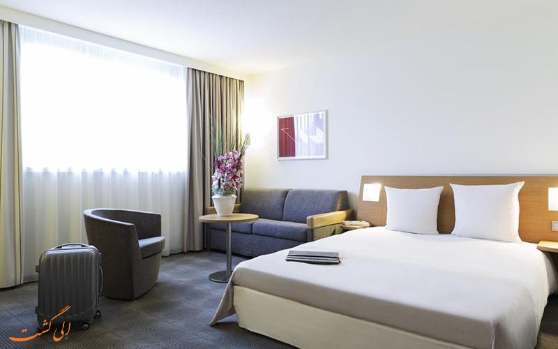 امکانات تفریحی هتل نووتل فرانکفورت سیتی
