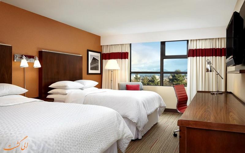 هتل 3 ستاره ریچموند فور پوینتر در ونکوور