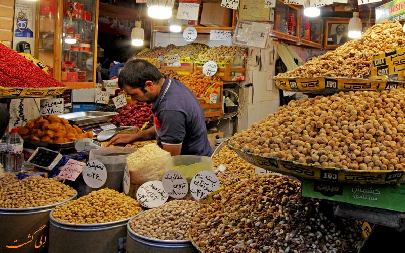 شیرینی و ادویه ایرانی - سوغات ایران