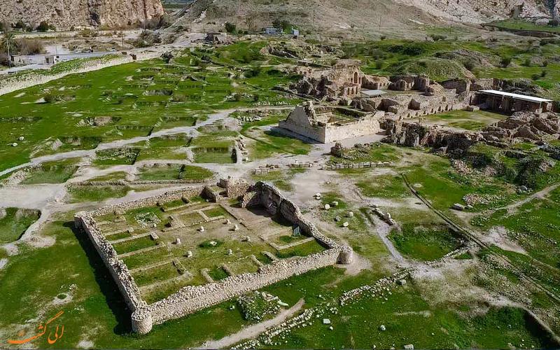 شهر ساسانی بیشاپور