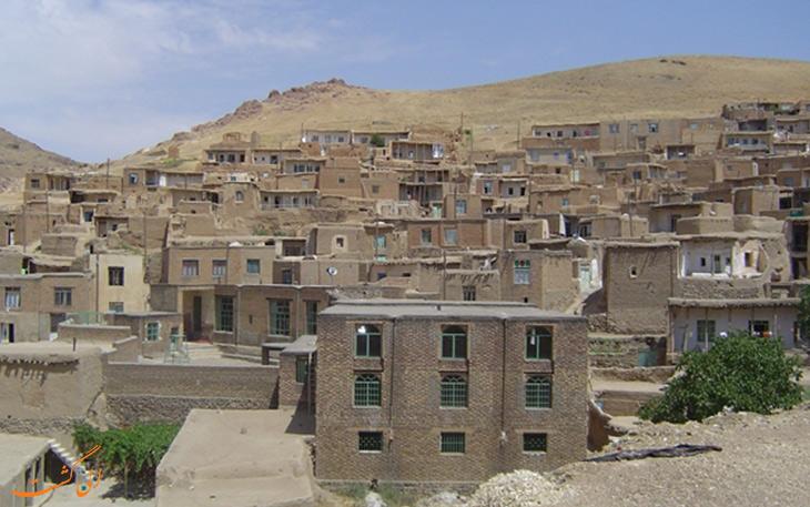 روستای پلکانی حبشی