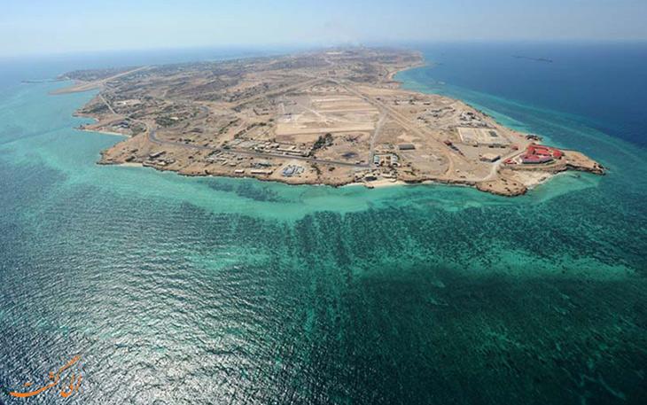 جزیره فارس