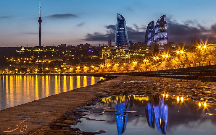 شهر باکو