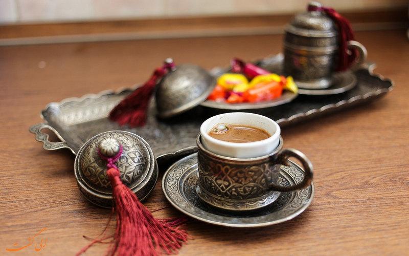 ممنوعیت نوشیدن قهوه ترک در استانبول
