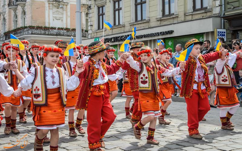 جشنواره های شهر لووف اوکراین