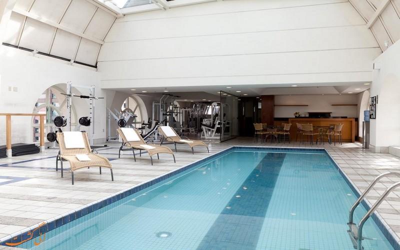 هتل 4 ستاره استانپلازا گرن