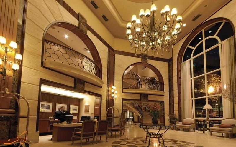 هتل 4 ستاره استانپلازا گرن سائوپائولو