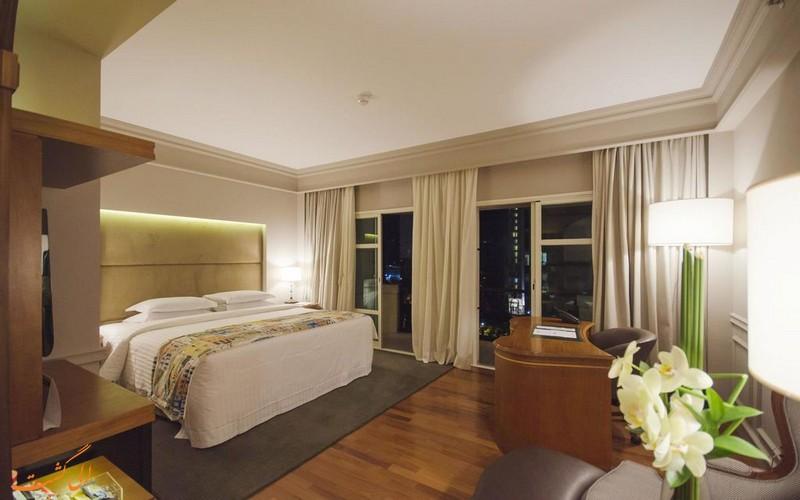 هتل استانپلازا گرن در سائوپائولو