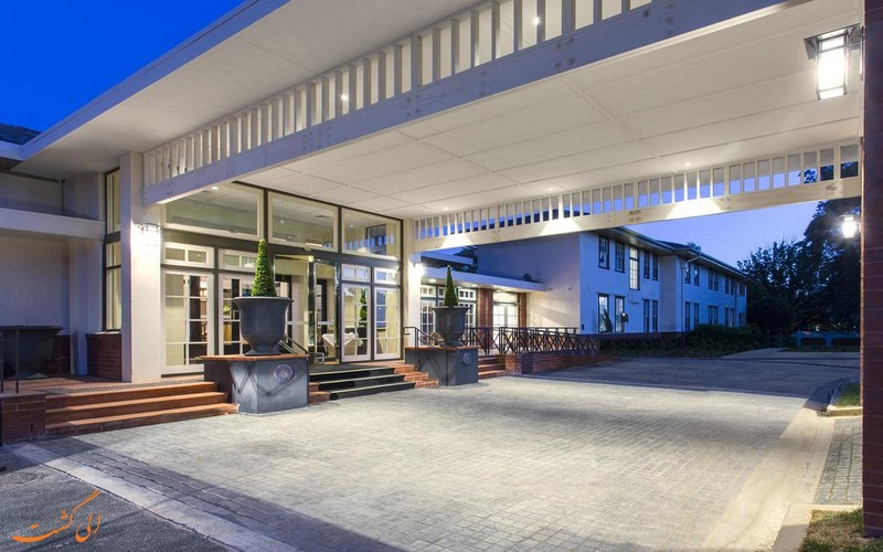 هتل کوراجونگ در کانبرا استرالیا