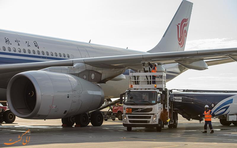 سوخت های هواپیما آشنا شوید