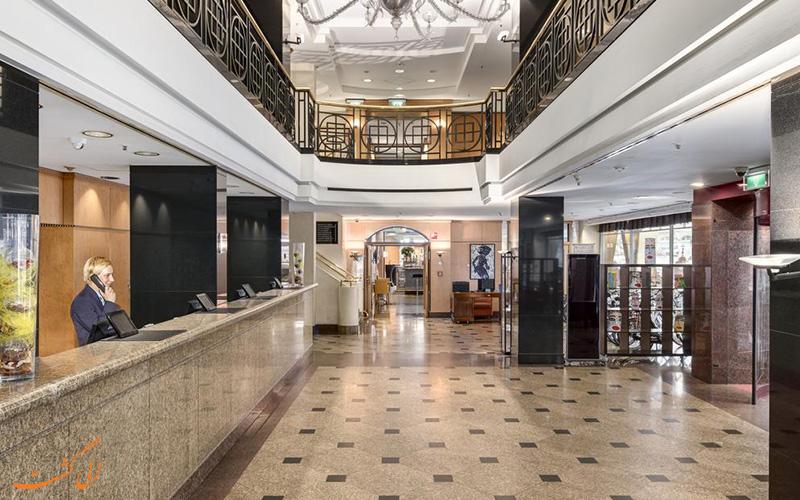 هتل ان اچ کارلتون آمستردام