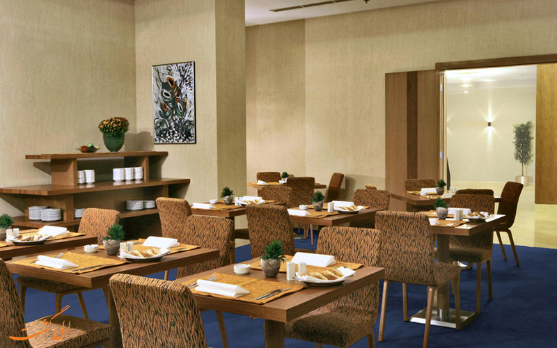موقعیت هتل هتل اینترنشنال زاگرب