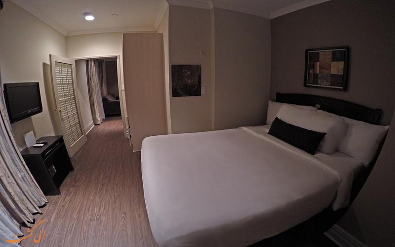 اتاق های هتل گرند در تورنتو