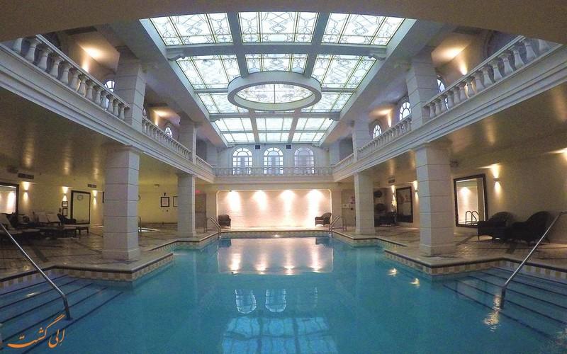 هتل 4 ستاره گرند در تورنتو