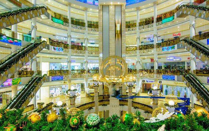 مراکز خرید ترکمنستان
