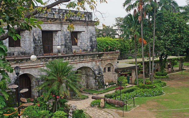 قلعه های زیبای فیلیپین