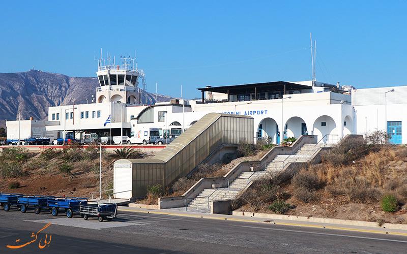 فرودگاه های یونان