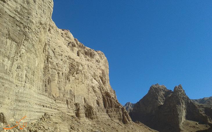 روستای قطرم جاذبه ی شهر یزد