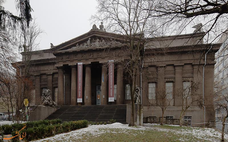 موزه ملی هنر اوکراین