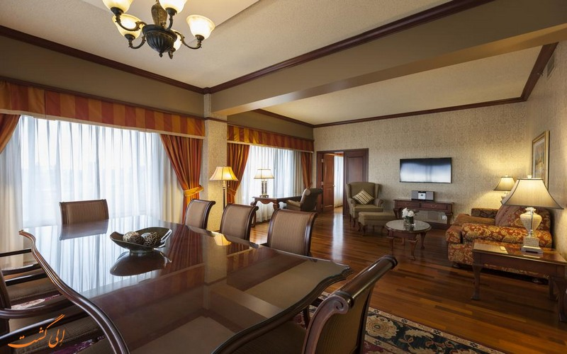 هتل 4 ستاره گوورنر در مونترال