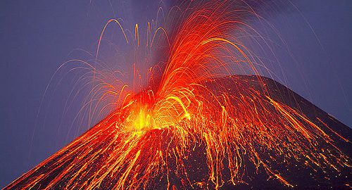 آتشفشان های هاوایی