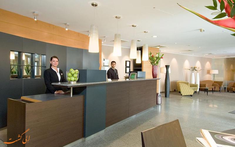 خدمات رفاهی هتل ان اچ وین سیتی