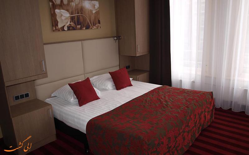 خدمات رفاهی هتل پرینسگرچت آمستردام