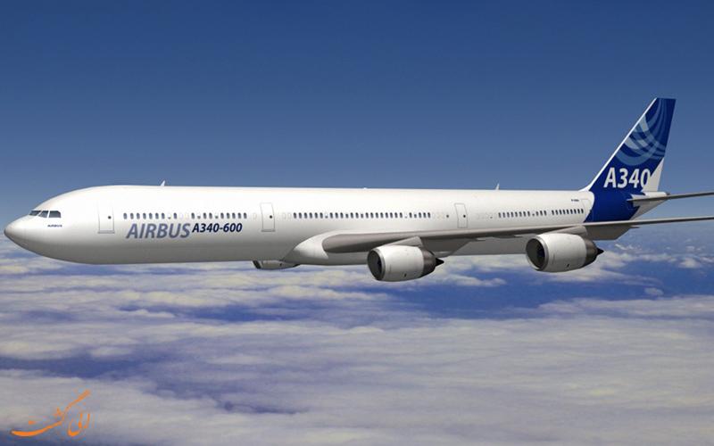هواپیمای بوئینگ 33_767 AER
