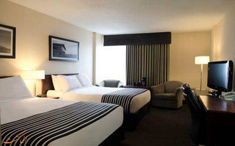 هتل کورتیارد مریوت ایرپورت در ساسکاتون