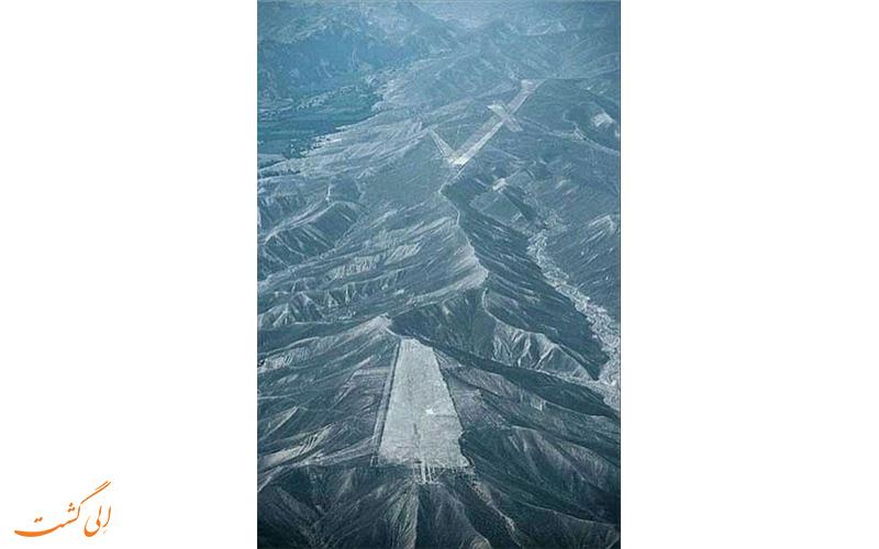 باند فرودگاه 3 هزار ساله