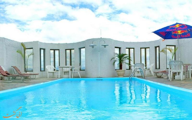 هتل 4 ستاره پائولیستا وال استریت