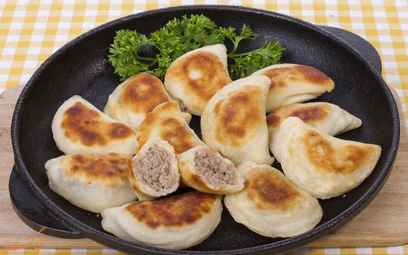 غذاهای شهر لووف