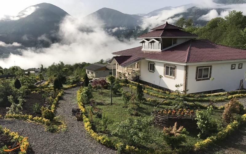 روستای زیبای لاویج