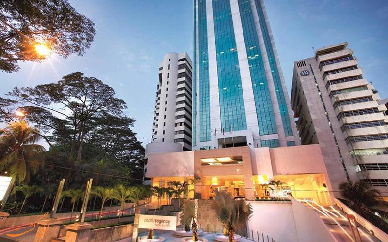 هتل پاسیفیک ریجنسی کوالالامپور