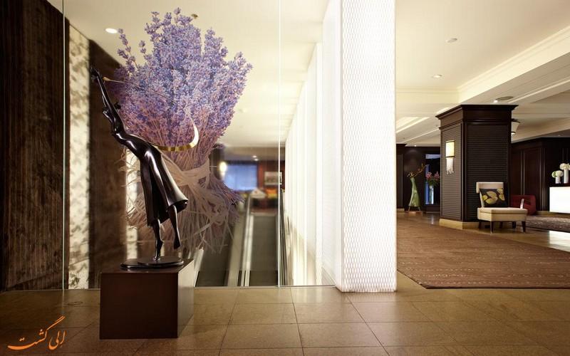 هتل 4 ستاره اینترکانتیننتال