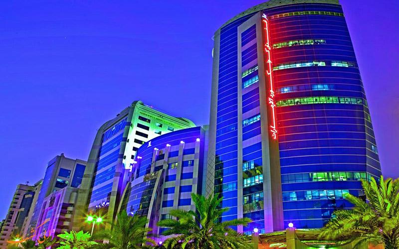 هتل کنکورد دبی