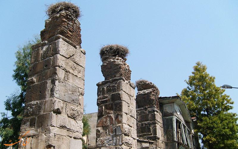 آبراه های رومی